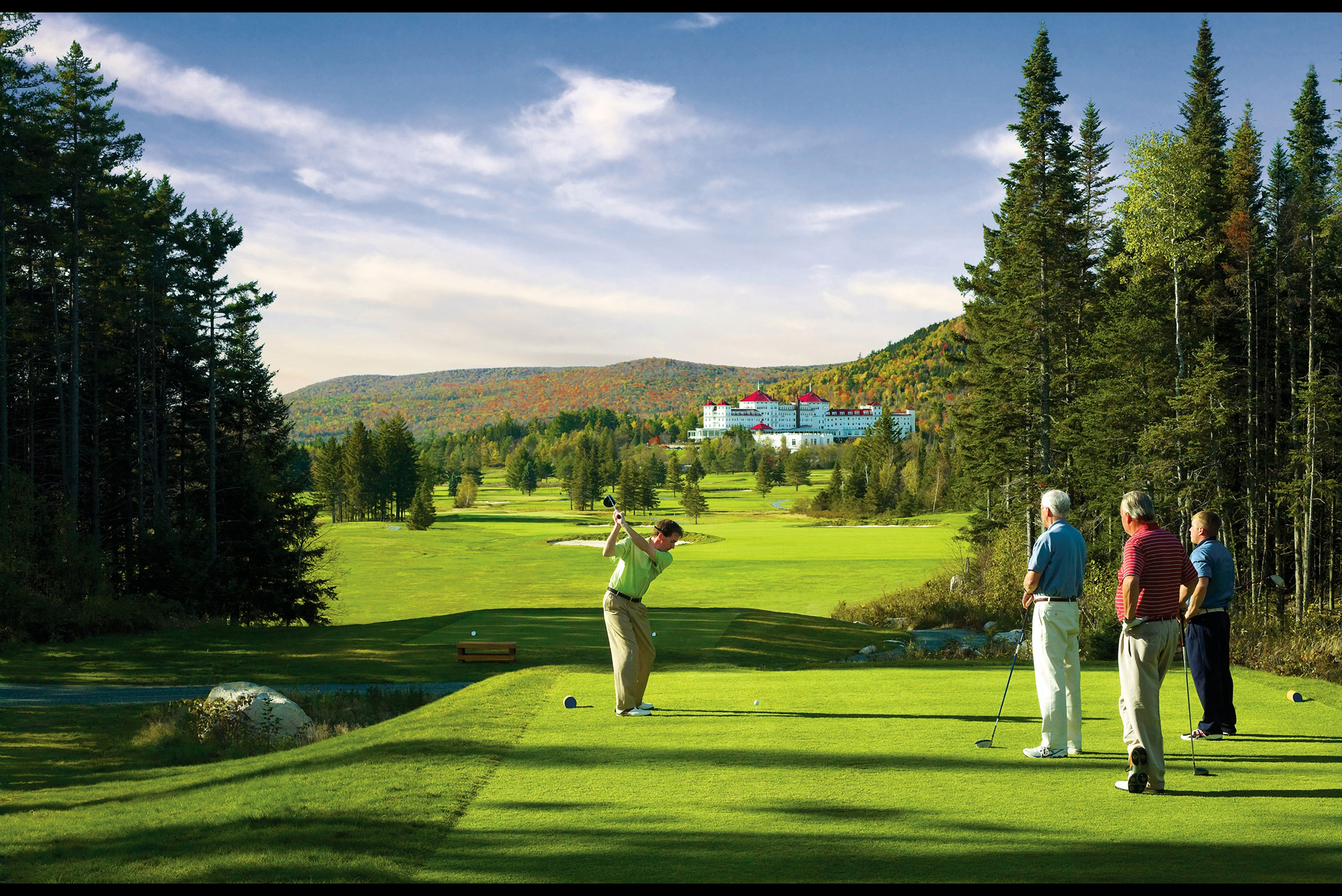 Image result for Mount Washington Resort – Bretton Woods, New Hampshire