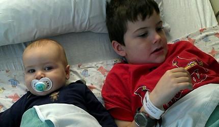 Team Omni, and One Brave Little Boy