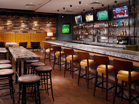 Indianapolis Sports Bar And A Side Of Bacon