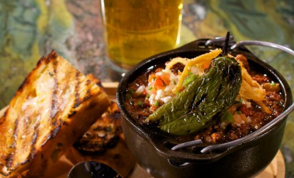 Chef's View: Omni Cowtown's Venison Chili Recipe