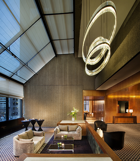Hotel Omni Mont Royal Meeting Space 2