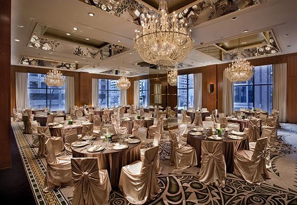 Omni Hotel Montreal Wedding