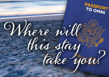 Omni Hotels Summer Passport Sweepstakes