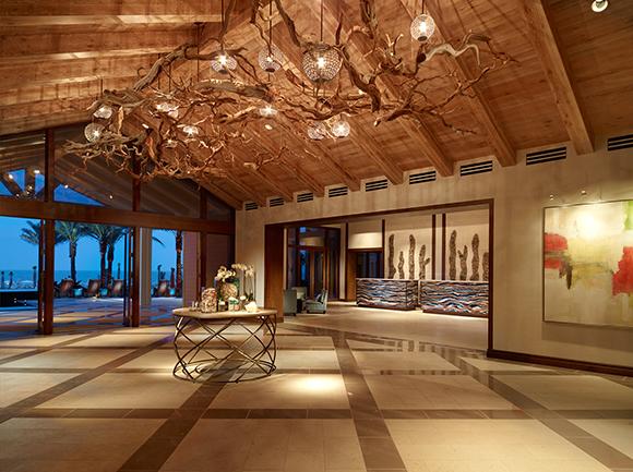 Omni Amelia Island Plantation lobby