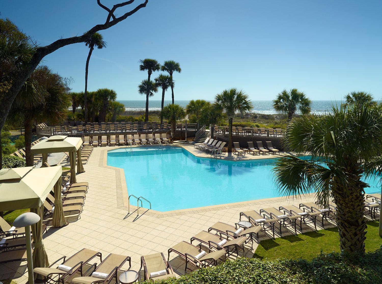Hilton Beach Hotels South Carolina