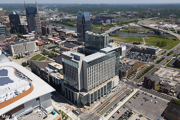125 Days Until Omni Nashville Hotel Opening Omni Hotels