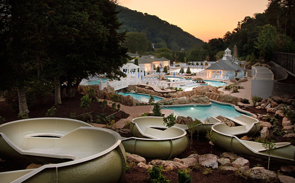 Omni hotels adds five iconic hotels to resort collection for Couples spa weekend getaway