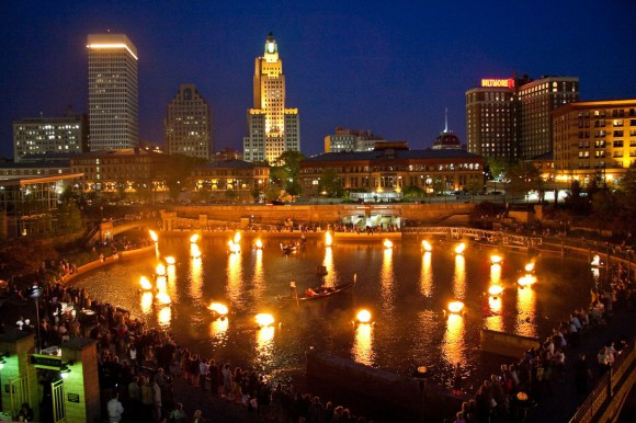 Waterfire Providence