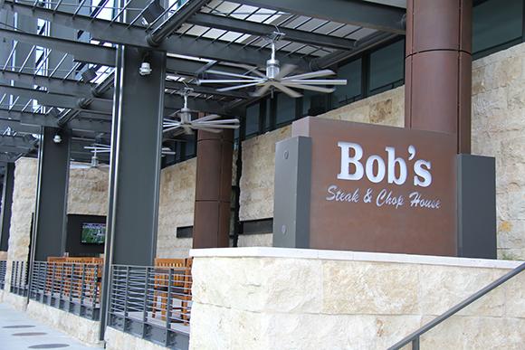 Omni Nashville Hotel Bobs Steak Chop House
