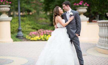 Omni Shoreham: A Washington DC Fairy Tale Wedding
