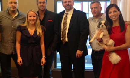 """Omni Chicago Hosts K9's For Warriors And """"Chicago Fire"""""""