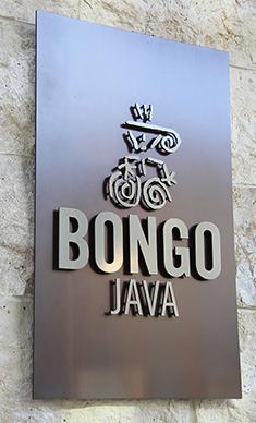 Omni Nashville Hotel Bongo Java sign blog