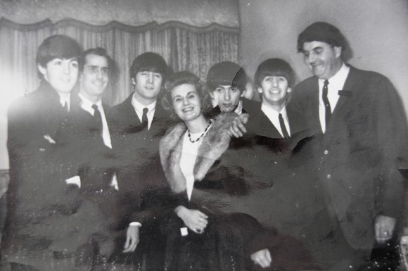 Omni Hotel - Beatles 1964