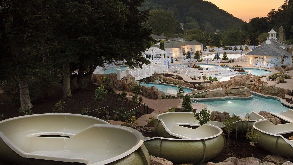 9 Cool Off In Hot Springs
