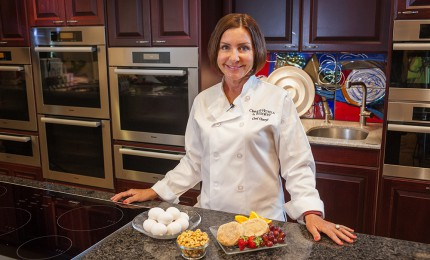Nutritionist Cheryl Forberg: Healthy Travel Tips