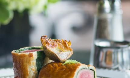 Omni Shoreham Hotel: Lamb Noisette Recipe