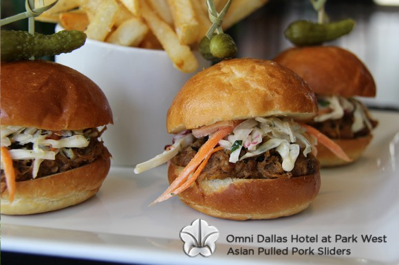 Tailgate Recipes - Asian Pulled Pork Sliders