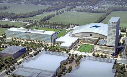 Omni And The Dallas Cowboys To Bring Luxury Hotel To Frisco, TX