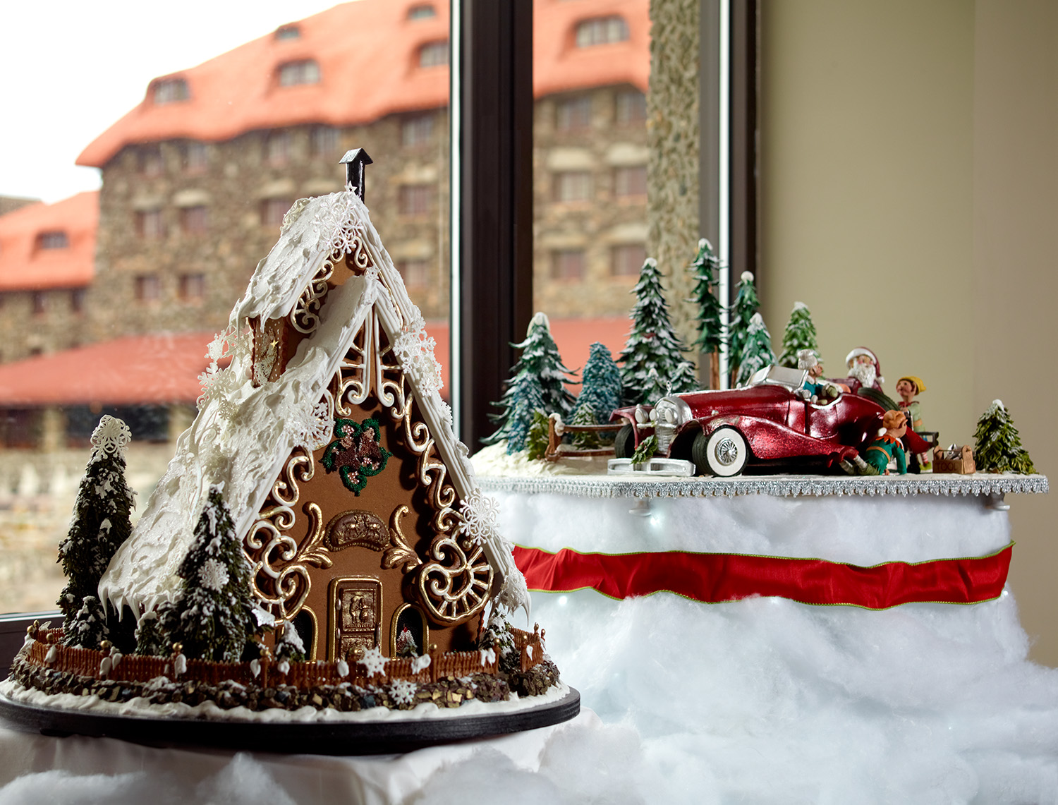 Omni Gears Up For Gingerbread Competitions