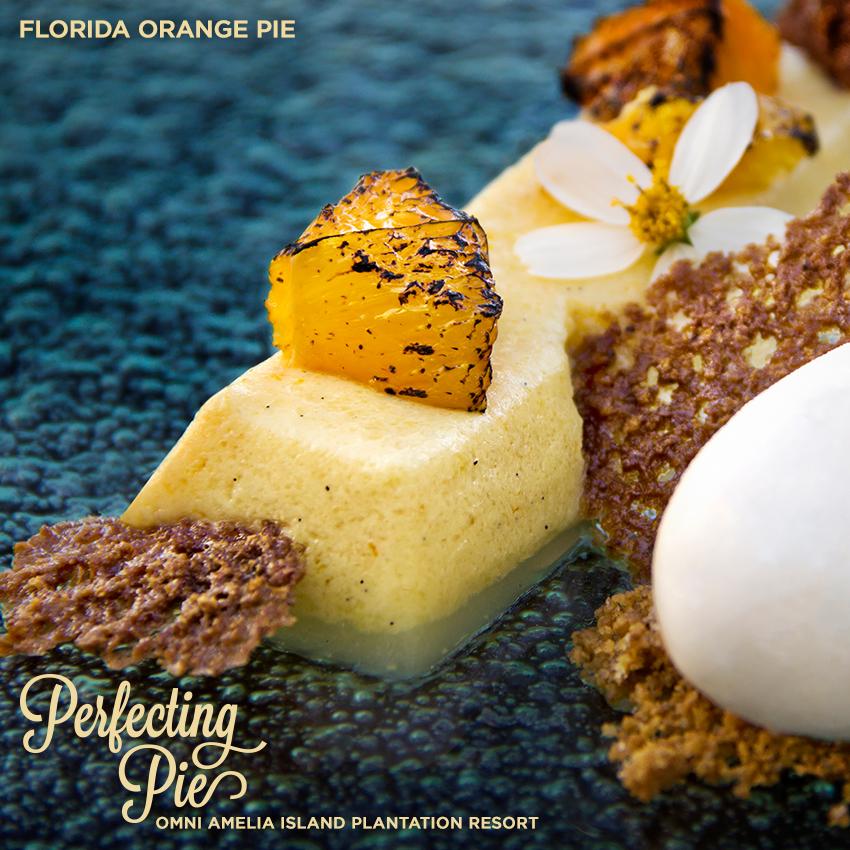 Perfecting Pie: Florida Orange Pie