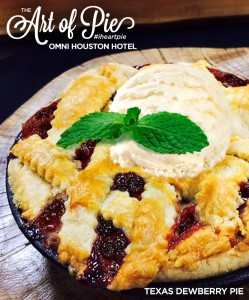 Texas Dewberry Pie