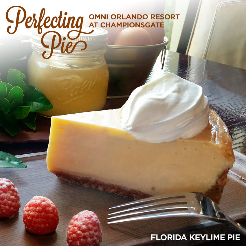 Perfecting Pie - Florida Key Lime Pie