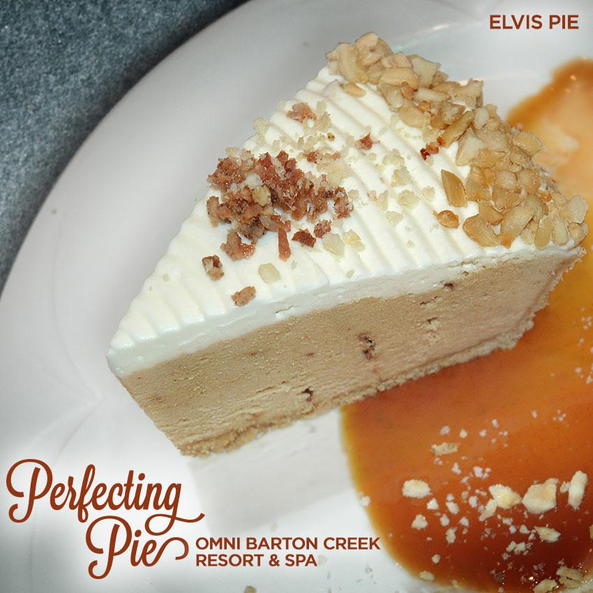 Perfecting Pie - Elvis Pie