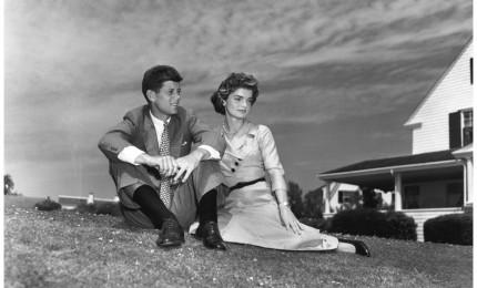 JFK and Jackie O: A Boston Proposal