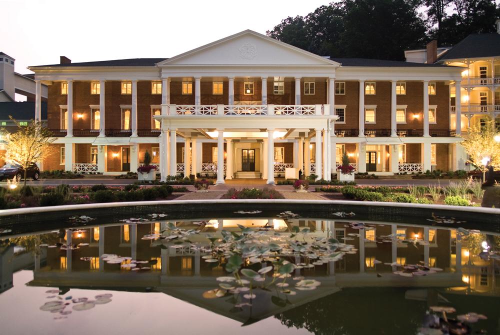 Bedford Springs Resort Spa Pennsylvania