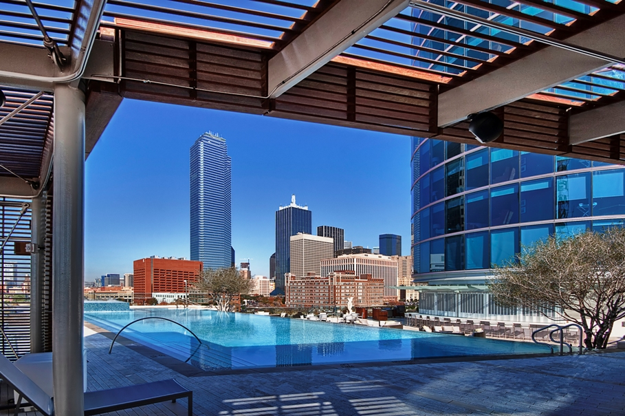 Best staycation cities dallas for Top spa resorts in texas