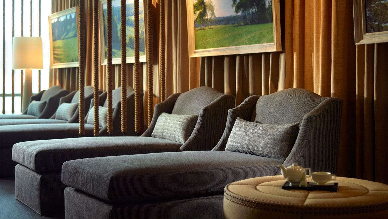 Relaxatio Room at Mokara Spa in Omni Nashville Hotel