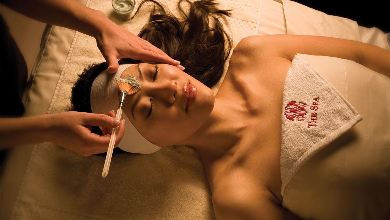 Facial Treatment at The Spa at Omni Mount Washington Resort
