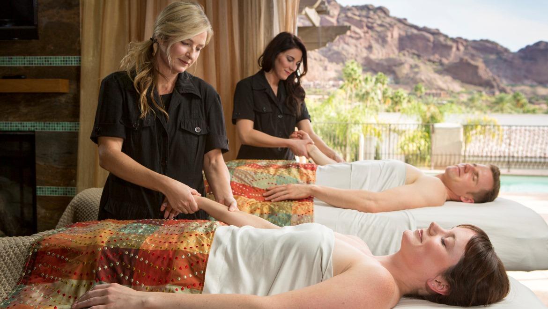Couples Massage at Joya Spa