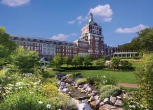 Spring in Virginia The Omni Homestead Resort