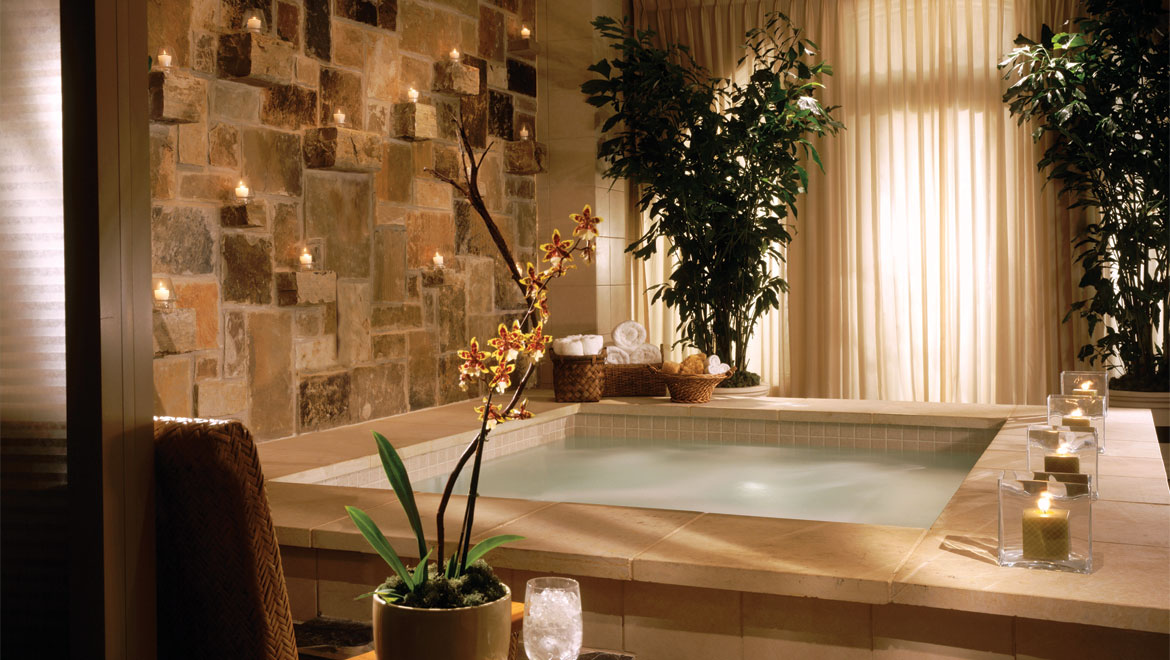 11 Ways And Places To Unwind Spa Style