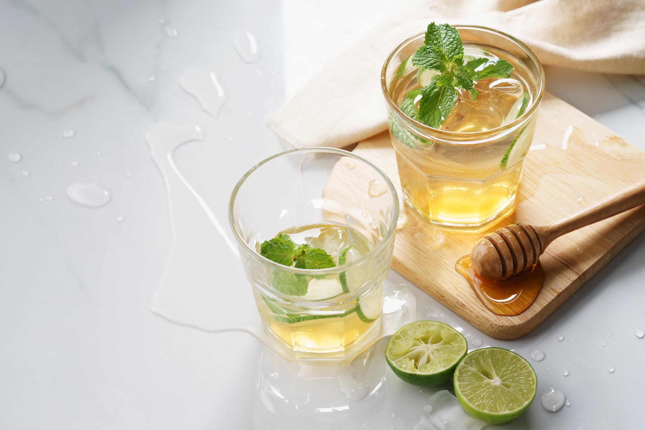 honey lime margarita