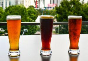 Top Draft Beer Flight