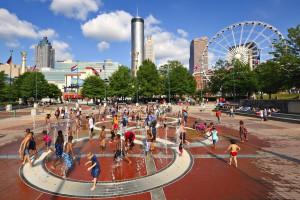 Atlanta's Centennial Park