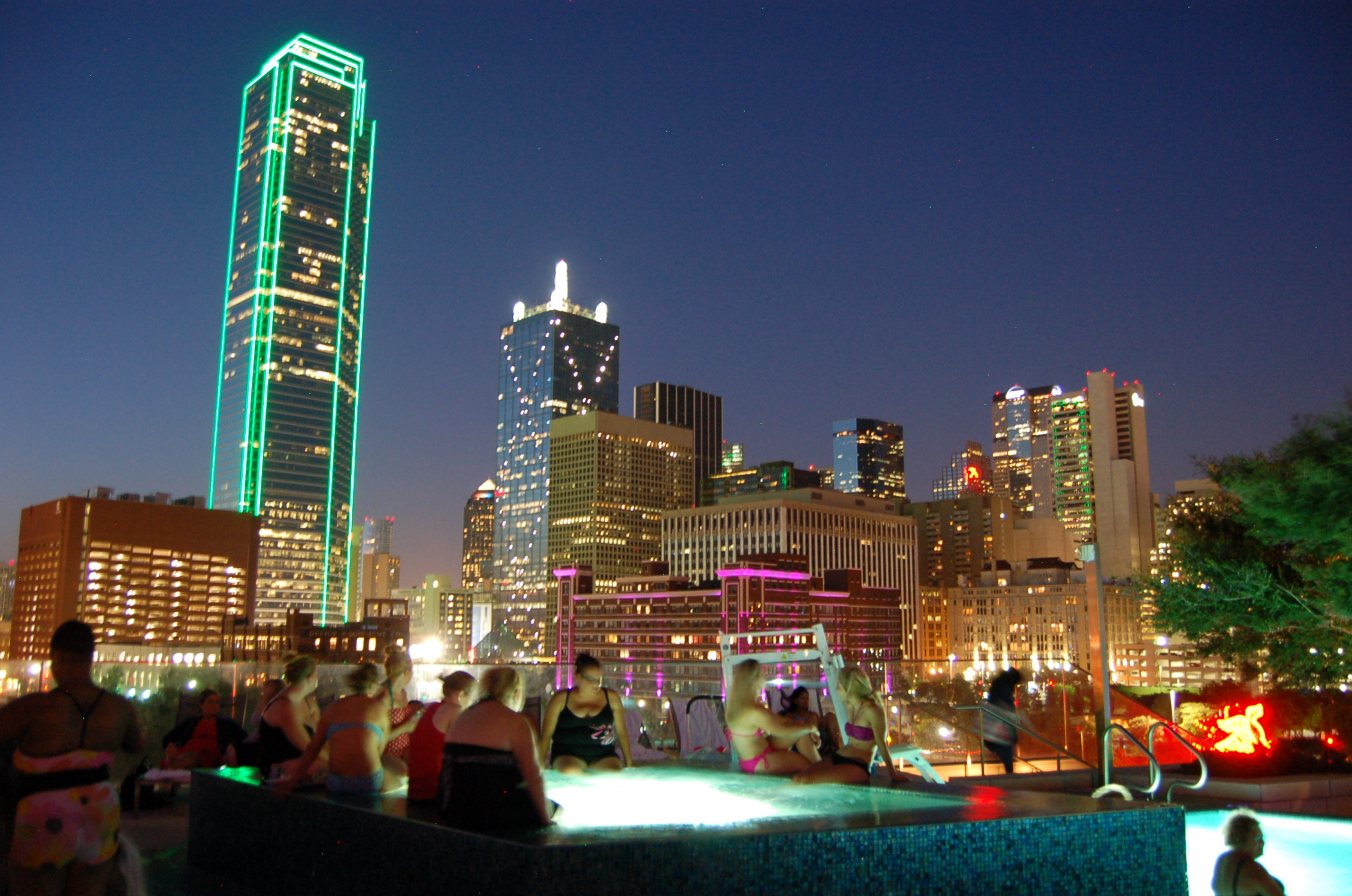 the best kept  not so  secret of the omni dallas hotel