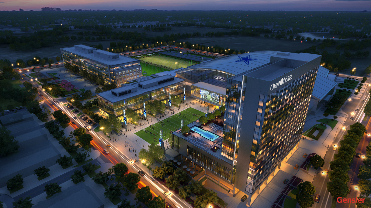 Executives Quot Pave The Way Quot For The Omni Frisco Hotel