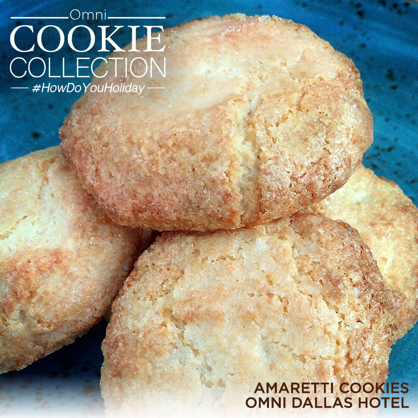 Omni Cookie Collection - Amaretti Cookies
