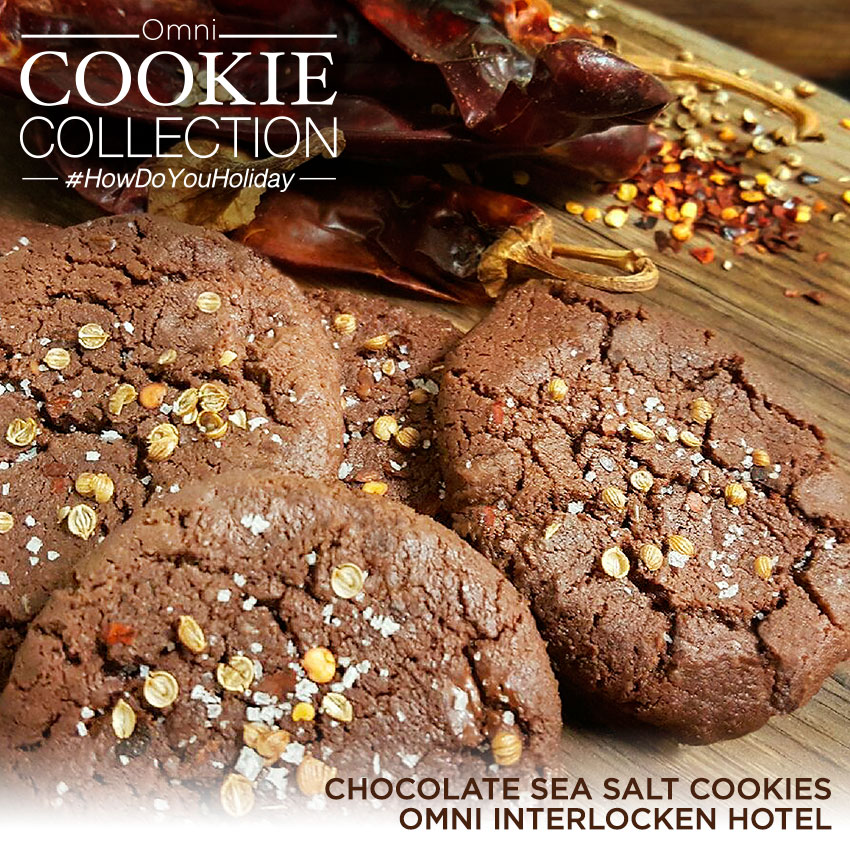 Omni Cookie Collection - Chocolate Sea Salt Cookies