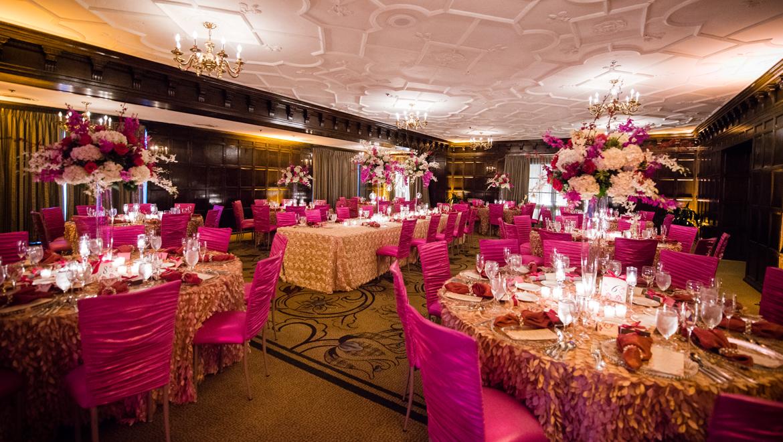 Omni William Penn Hotel Weddings