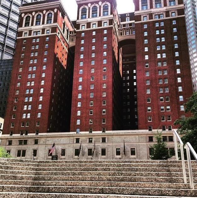 Pittsburgh S Grande Dame William Penn Turns 100