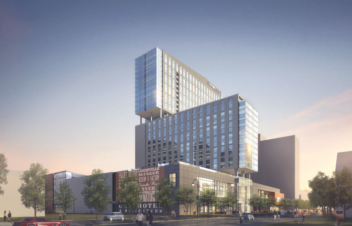 Omni Hotels Breaks Ground In Louisville