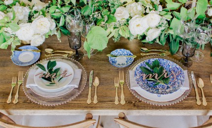 Wedding Menu Planning Tips: Serving Your First Meal as Newlyweds