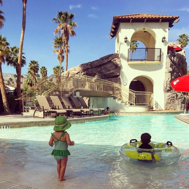 Omni Kids Find The Fun In Palm Springs
