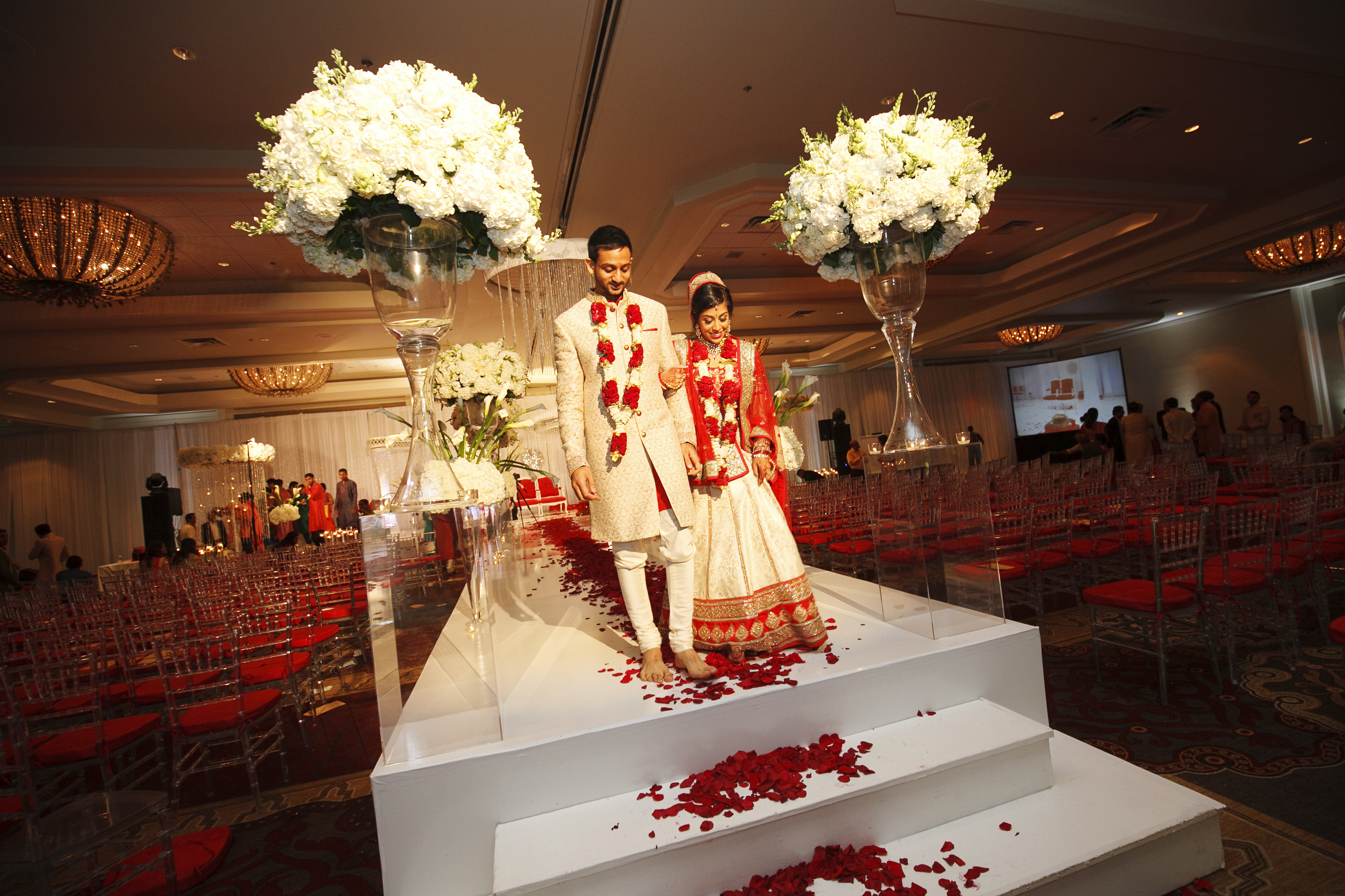Omni Mandalay Hotel Patel Wedding