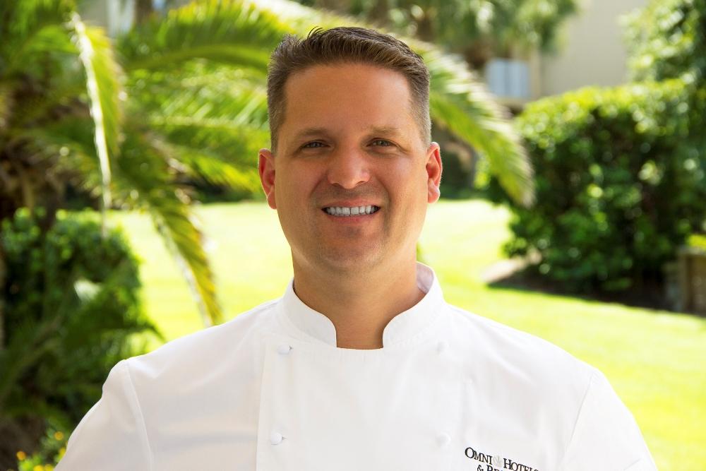 Chef Daven Omni Amelia Island