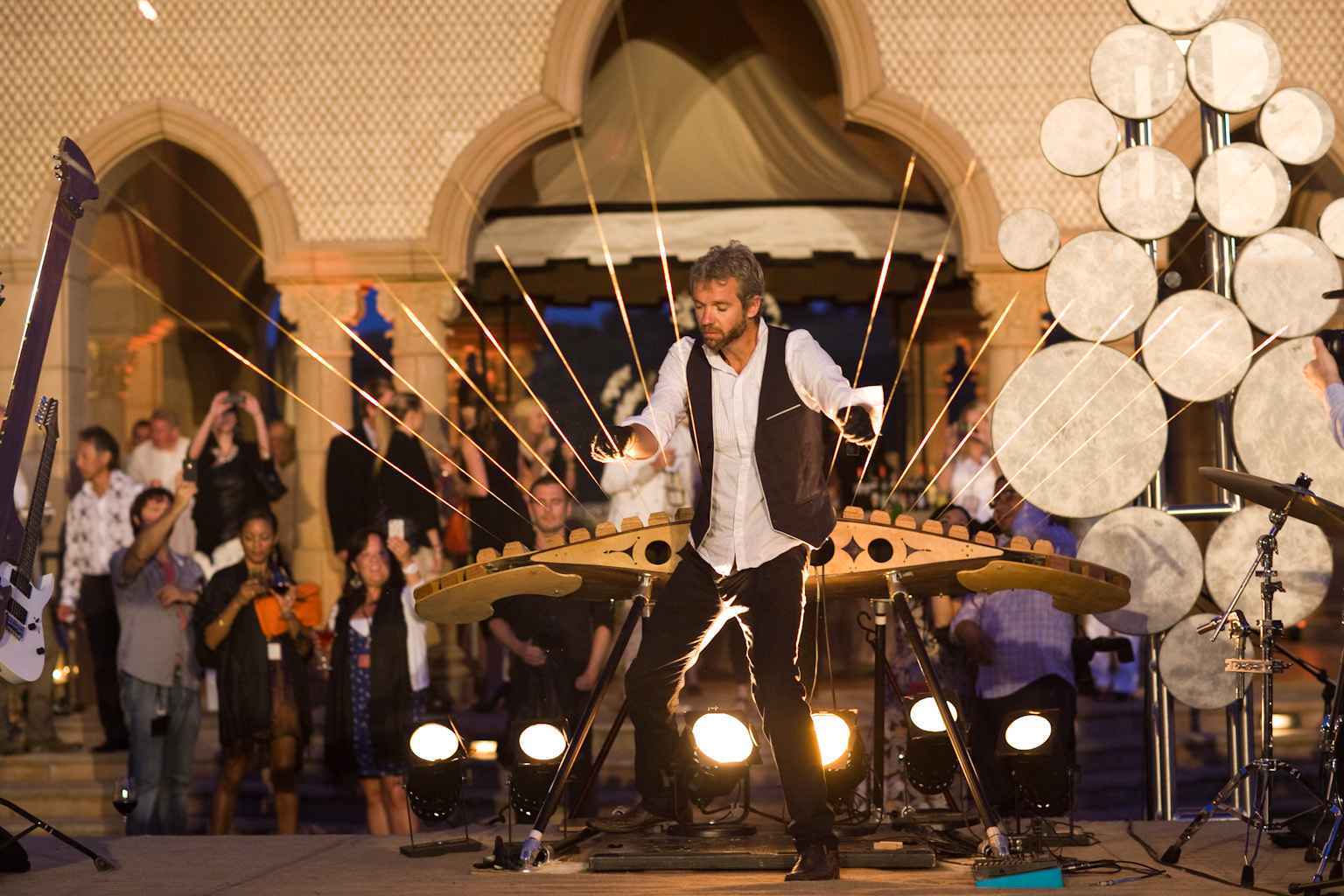 Omni Unique Entertainment Ideas Earth Harp
